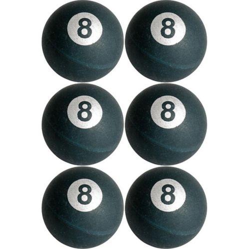 Balles de ping-pong boule 8, paq. 6