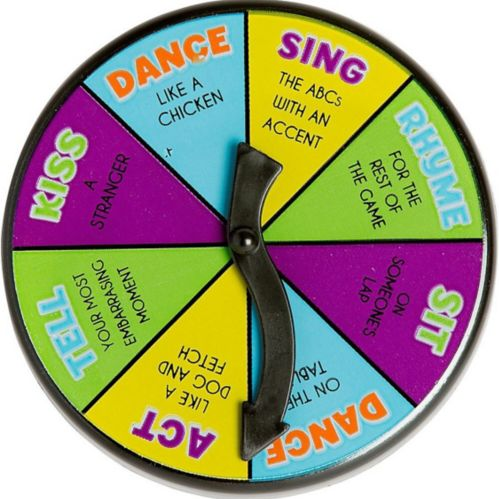 Truth or Dare Spinner Game Product image