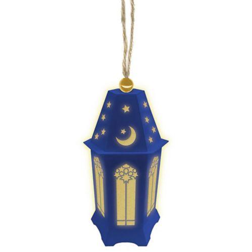Lanterne DEL lumineuse pour l'Aïd