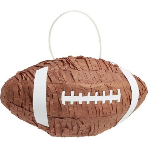 Mini Football Pinata Decoration Product image