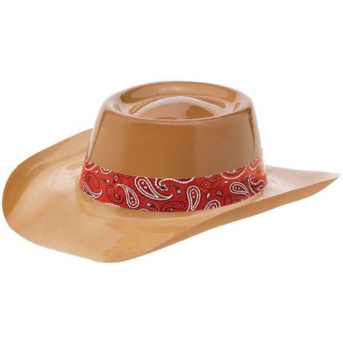 Chapeau de cowboy bandana