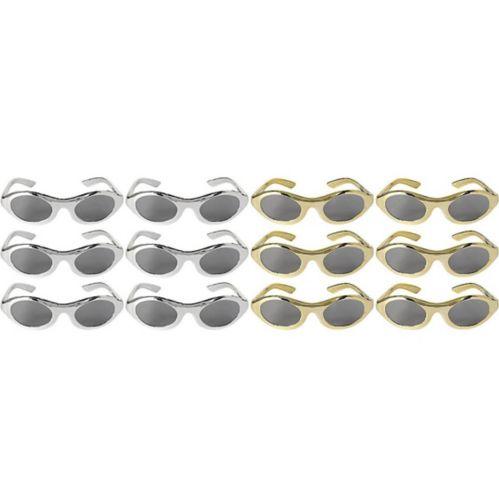 Metallic Glasses, 12-pk