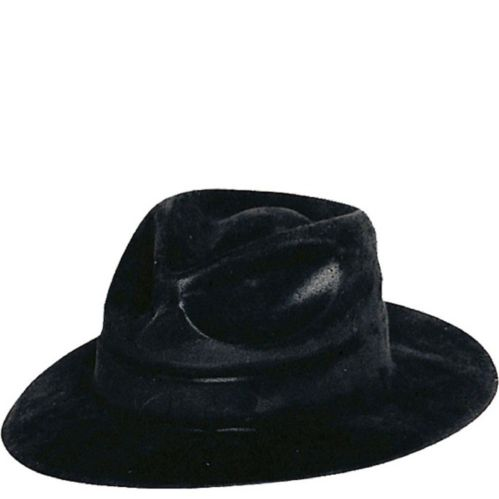 Gangster Hat, Black