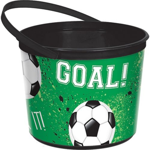 Goal-Getter Soccer Party Favour Container