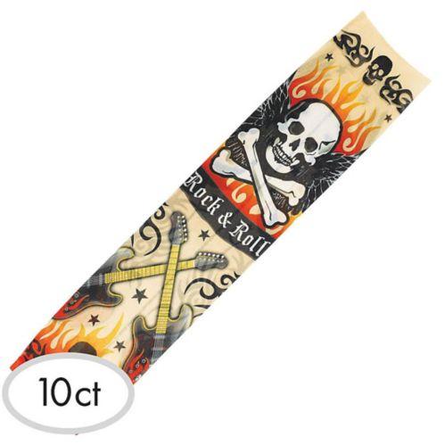 Manches de tatouage rock'n'roll, paq. 10