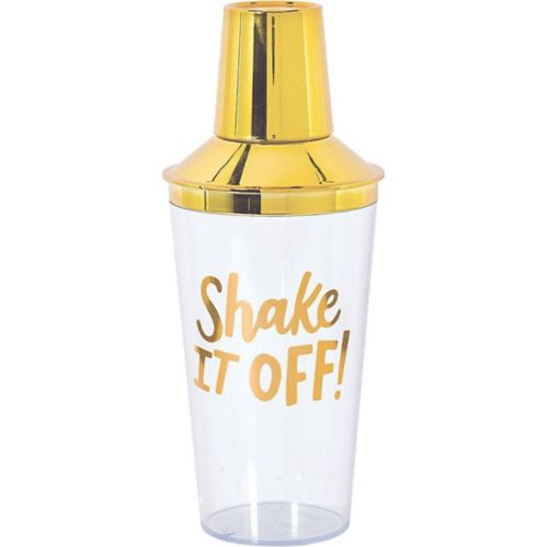 Shake It Off Cocktail Shaker