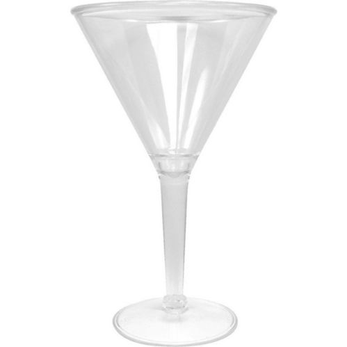 Clear Martini Glass, 32-oz