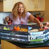 Sunny Anderson's Infladium™: The Inflatable Snack Stadium Food Container Refill Kit, 13-pc