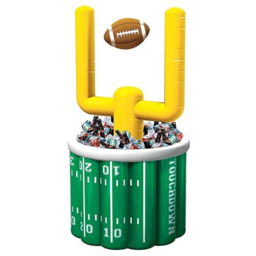 Inflatable Field Goal Post Cooler