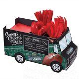 Porte-Ustensile en forme de camion sur le thème du football Sunny Anderson