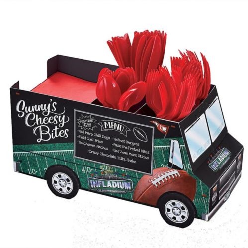 Sunny Anderson's Football Truck Utensil Caddy Product image