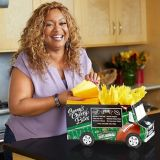 Sunny Anderson's Football Truck Utensil Caddy