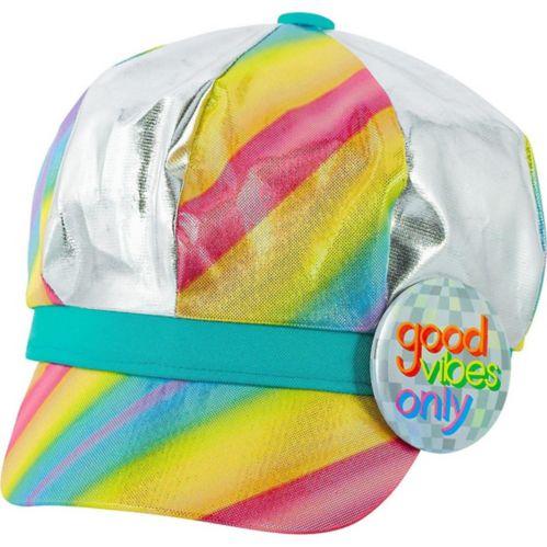 Good Vibes 70s Hat