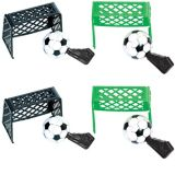 Table Top Soccer Games, 4-pk