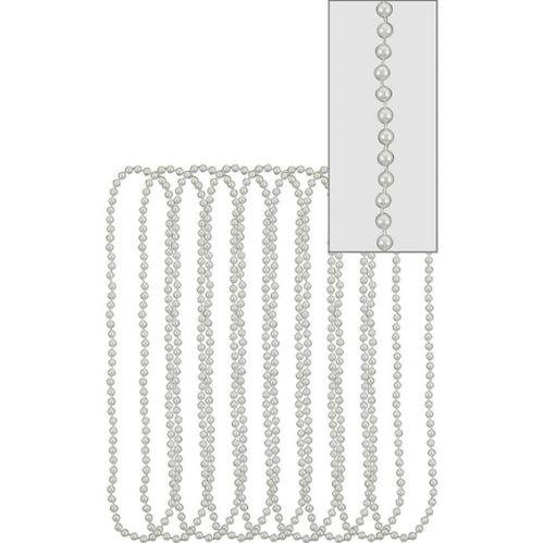 Colliers de perles, paq. 10