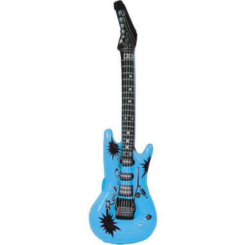 Guitare électrique gonflable Image de l'article