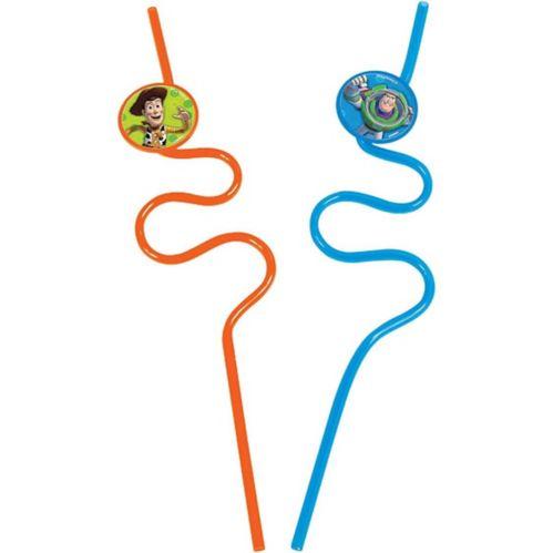 Toy Story Krazy Straws