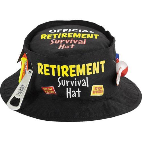 Chapeau cloche Célébration Bonne retraite