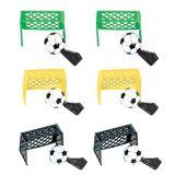 Jeux de soccer sur table, paq. 6