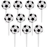 Soccer Party Picks, 36-pk