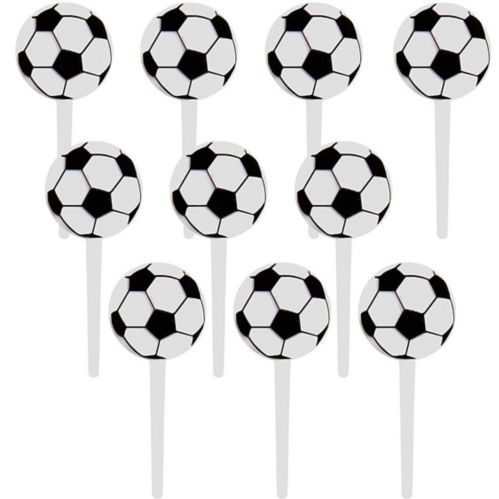 Soccer Party Picks, 36-pk Product image