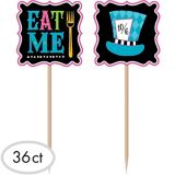 Mad Tea Party  Picks, 36-pk