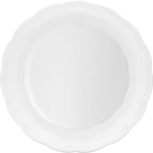 Scalloped Platter, 12-in Product image