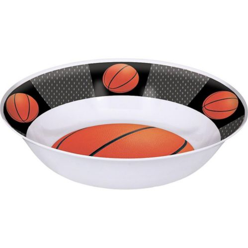 Basketball Serving Bowl