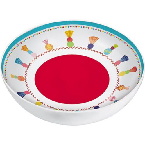 Fiesta Time Serving Bowl