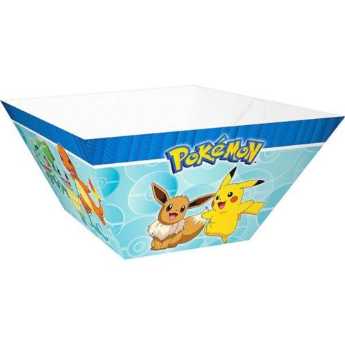 Classic Pokémon Paper Serving Bowls, 3-pk