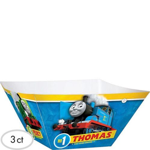 Bols de service Thomas le petit train, paq. 3