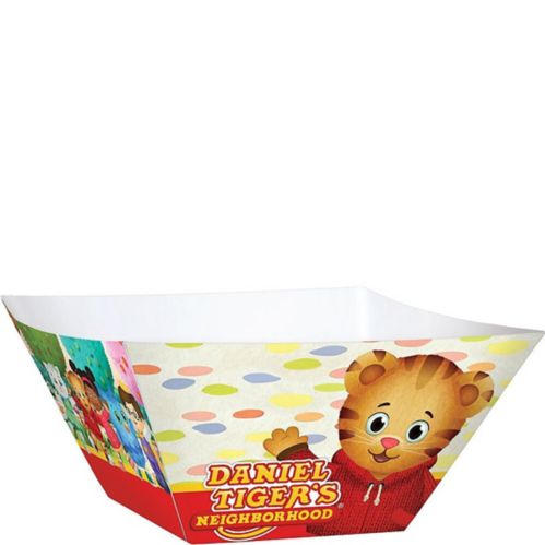 Daniel Tiger's Neighborhood Serving Bowls, 3-pk