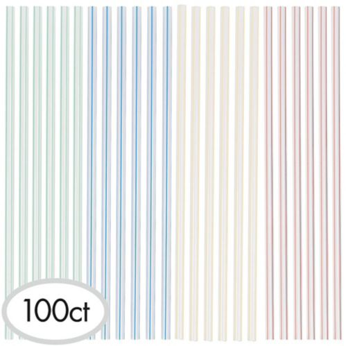 Disposable Straws, 100-pk Product image