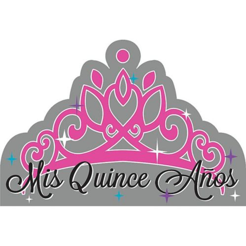 Mis Quince Quinceanera Invitations, 8-pk Product image