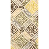 Gold Medallion Print Guest Towels, 16-pk
