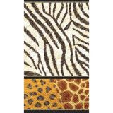 Animal Print Guest Towels, 16-pk