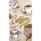 Eco-Friendly Coffee Break Guest Towels, 16-pk