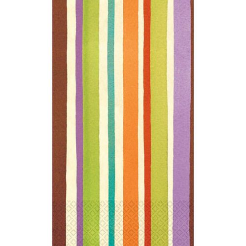 Striped Guest Towels, 16-pk
