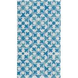 French Quarter Blue Guest Towels, 16-pk
