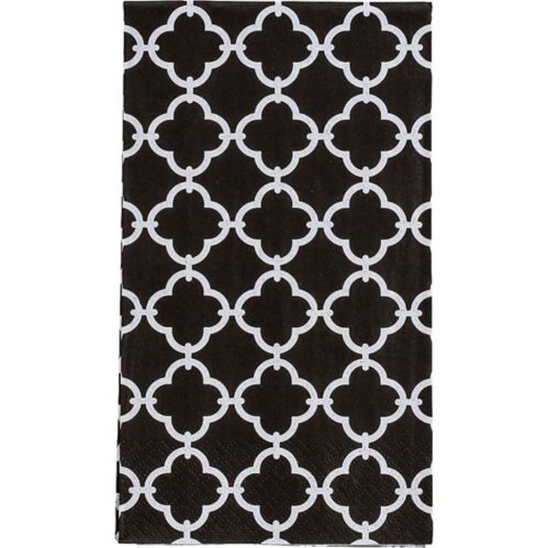 Moroccan Tile Guest Towels, 16-pk Product image