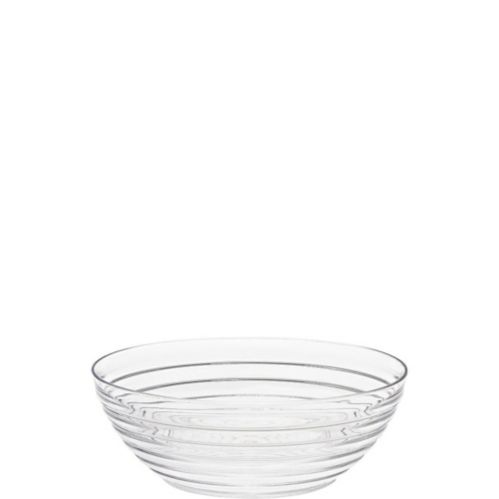 Clear Ringed Bowl, 1-qt Product image