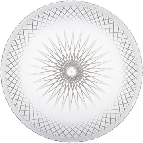 Clear Crystal, Cut Tray 18-in Product image