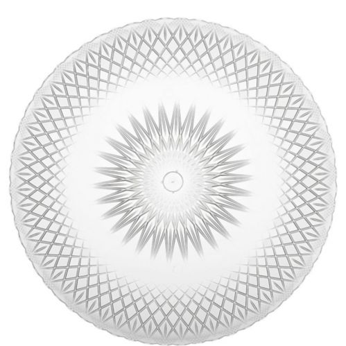 Clear Crystal, Cut Tray 16-in Product image