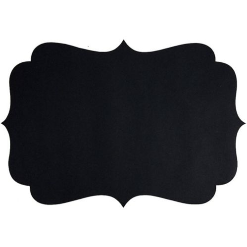 Chalkboard Paper Placemats, 24-pk