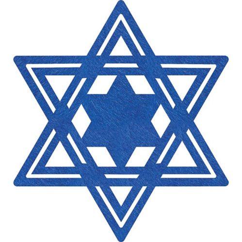 Napperon Étoile de David