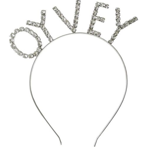 Rhinestone Oy Vey Headband