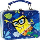 Mini SpongeBob Tin Box