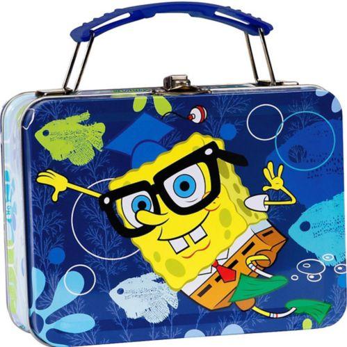 Mini SpongeBob Tin Box Product image