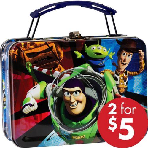 Toy Story Tin Box