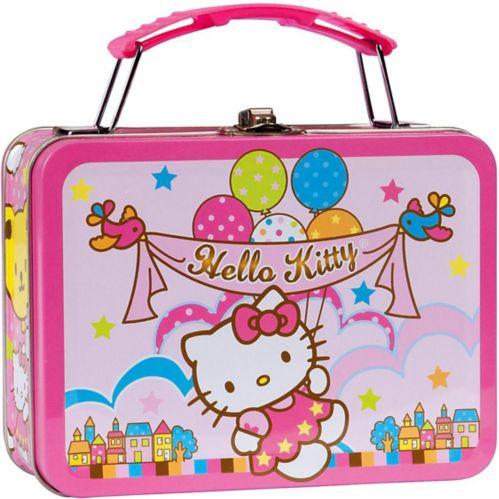 Mini boîte en métal Hello Kitty